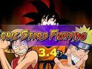 Игра Комикс звезды борьбе 3. 4