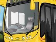 Игра Водитель городского автобуса