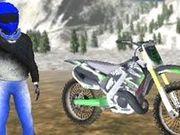 Игра Мотоцикл фристайл