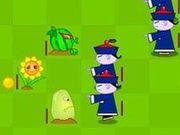 Игра Растения против Зомби: Стычка 2