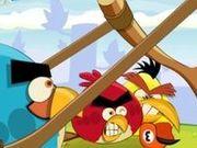 Игра Злые птицы каратель
