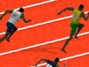 Игра 100 Meters Race