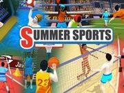 Игра Summersports. ио