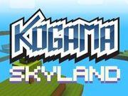 Игра Kogama: небо земля