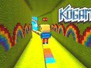 Игра Kogama: Rainbow Parkour