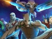 Игра Guardians of the Galaxy: Galactic Run
