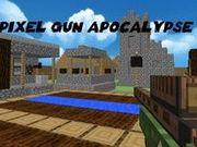 Игра Пиксельные пушки - Апокалипсис 3
