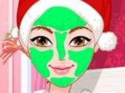 Игра Салон Сакура: Рождество