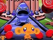 Игра Счастливая обезьянка - Яйца