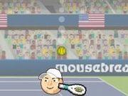 Игра Спортивные состязания: Теннис