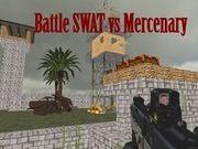 Игра Battle SWAT Vs Mercenary