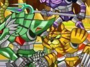 Игра Битвы Робо-зверей