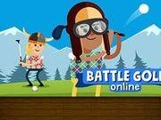 Игра Battle Golf Online