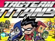 Игра Тег - Команда Титанов