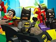 Игра Лего: DC Могучий Микрос