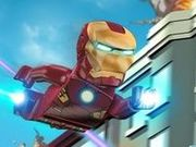 Игра Iron Man: Lego Adventures
