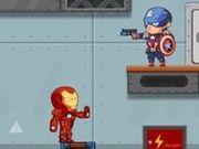 Игра Avengers Hero VS Alien Robot