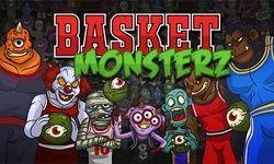 Игра Баскетбольные монстры