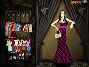 Игра Dress Up Megan Fox