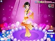 Игра Китайская принцесса хочет танцевать