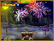Игра Toto's New Year Fireworks