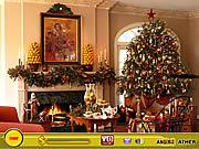 Игра Охота за сокровищами - рождественская елка