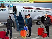 Игра Поцелуй в аэропорту