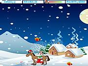 Игра Рождественская лошадка