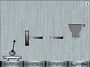 Игра Мяч и корзина 3
