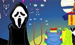 Игра Хэллоуин костюмы