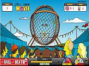 Игра Симпсоны. Шар смерти