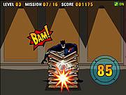 Игра Мощность удара бэтмена