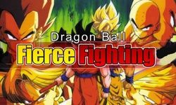 Игра Dragon Ball Fierce Fighting