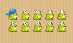 Игра Лопни лягушку
