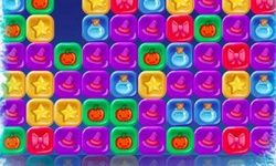Игра Cute Puzzle Witch