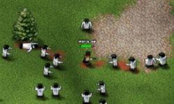 Игра Boxhead Zombie Wars