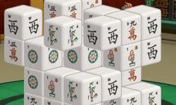 Игра 3D Mahjong