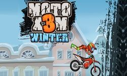 Игра Мото экстрим 4: зима