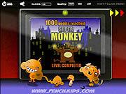 Игра Счастливые обезьянки 4