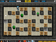 Игра Космическая бомба