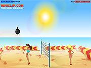 Игра Бум бум волейбол