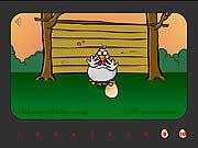 Игра Куриный гол