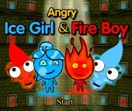 Игра Игра Огонь и Вода 5 - Angry Birds