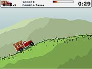 Игра Приключения большого грузовика