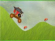 Игра Кунг-фу панда 2 - сумасшедший водитель