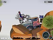 Игра Мото Триал в пустыне: Фестиваль 2