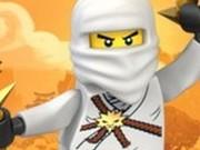 Игра Лего Ниндзяго: Раскраска