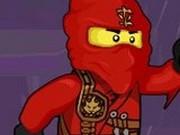 Игра Падший Ниндзя: Лего Ниндзяго