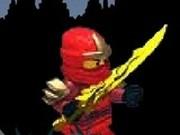 Игра Лего Ниндзяго: Монстры в Лесу