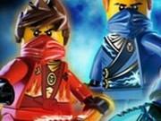 Игра Лего: Рассвет Ниндроидов